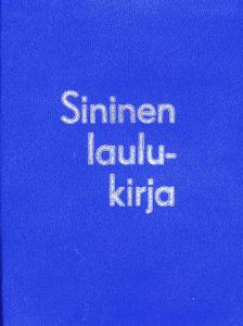 Pieni sininen laulukirja (nuottipainos)