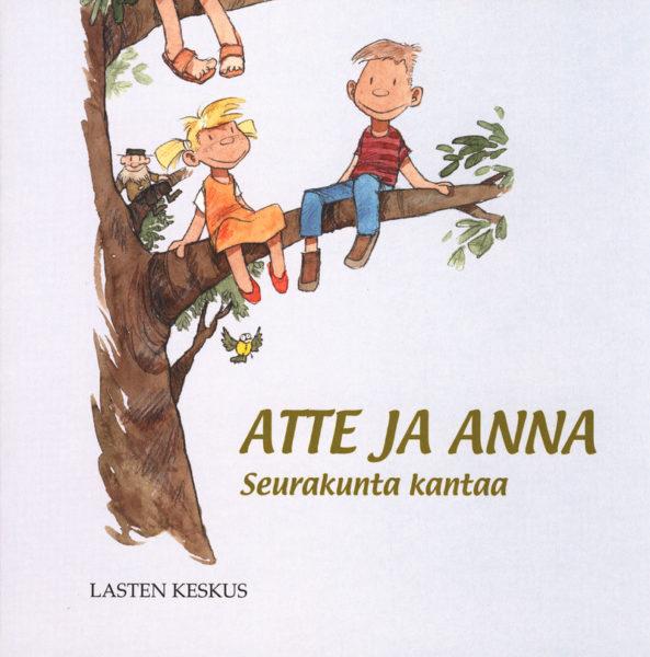 Atte ja Anna - Seurakunta kantaa