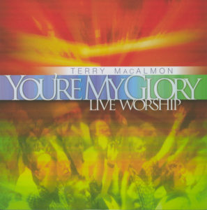 You're My Glory - Live worship CD