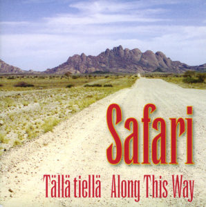 Tällä tiellä - along this way CD