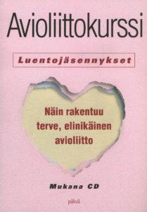 Avioliittokurssi Luentojäsennykset (sis. cd)