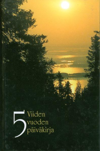Viiden vuoden päiväkirja (valokuvakansi)