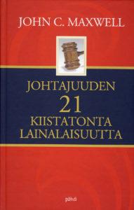 Johtajuuden 21 kiistatonta lainalaisuutta