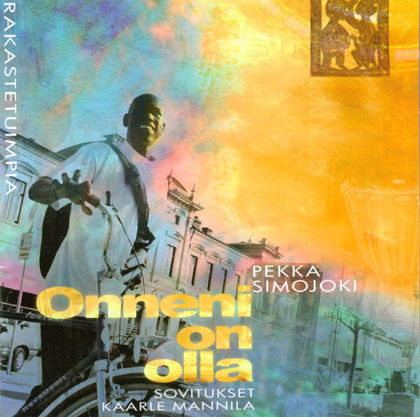 Onneni on olla CD
