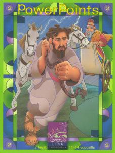 PowerPoints -raamattuopas 11-14-vuotiaille 2 kevät