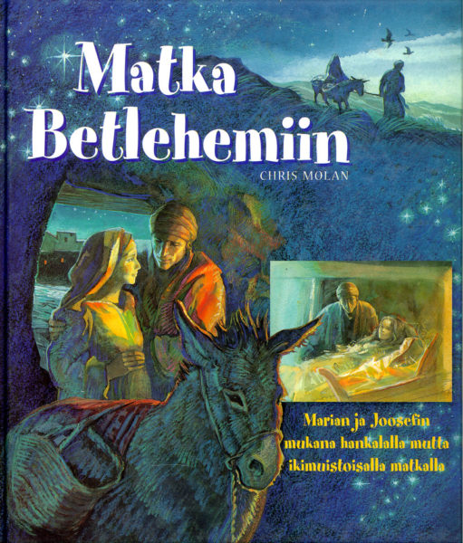 Matka Betlehemiin