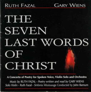 Seven Last Words Of Christ CD