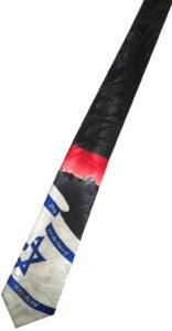 Kristillinen solmio - Israelin lippu