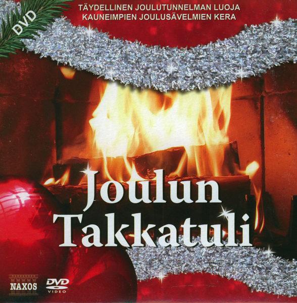 Joulun takkatuli DVD
