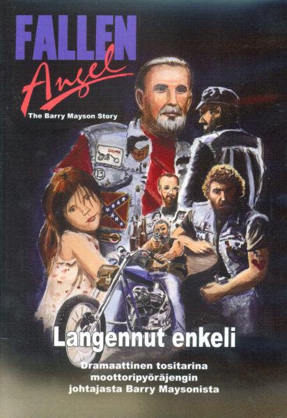 Langennut enkeli DVD