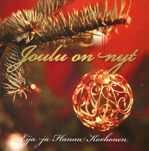 Joulu on nyt CD