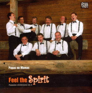 Feel the Spirit - Pappojen virsikirjasta vol.3 CD