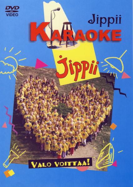 Jippii - Valo voittaa karaoke DVD