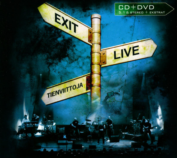 Tienviittoja CD+DVD
