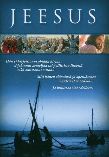 Jeesus DVD