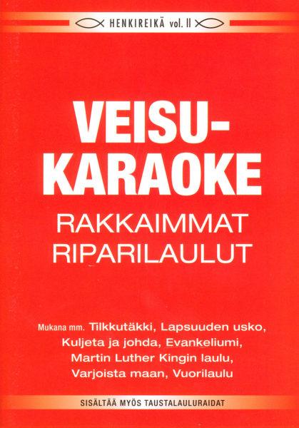 Veisukaraoke - Rakkaimmat riparilaulut DVD