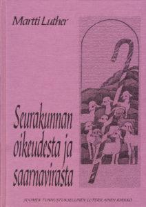 Seurakunnan oikeudesta ja saarnavirasta