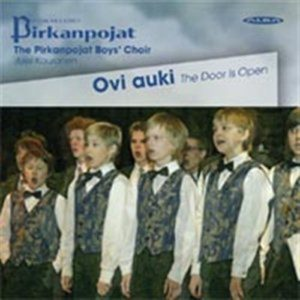 Ovi auki (The Door Is Open) CD
