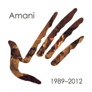 Amani 1989-2012 CD