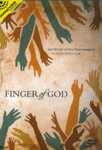 Jumalan sormi (Finger of God) DVD