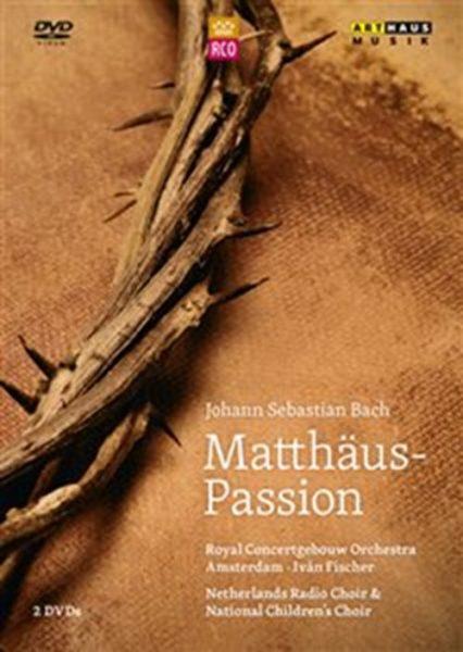 St Matthew Passion DVD