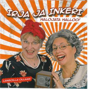 Halojata Halloo CD