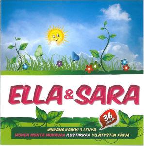 Ella & Sara Kokoelma CD