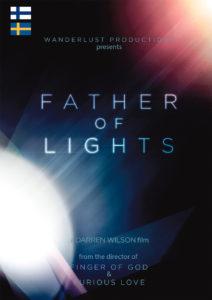 Valkeuksien Isä (Father of Lights) suomi/ruotsi DVD