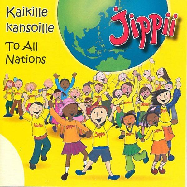 Jippii - Kaikille kansoille CD