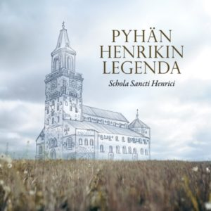 Pyhän Henrikin legenda CD