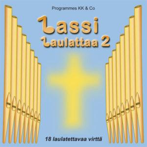 Lassi laulattaa 2 (CD+vihko)