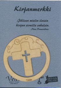 Risti-kirjanmerkki
