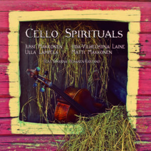 Cello Spirituals CD