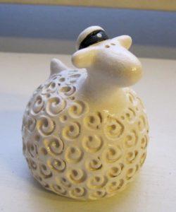 YO-lammas, miniylioppilas, n. 1,5 cm