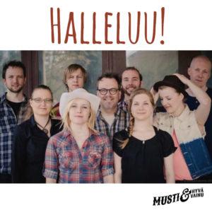 Halleluu CD