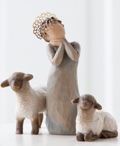 Willow Tree - Little Shepherdess