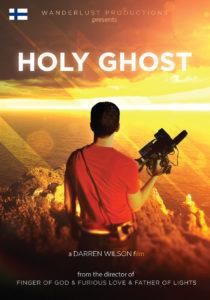 Pyhä Henki (Holy Ghost) suomi DVD