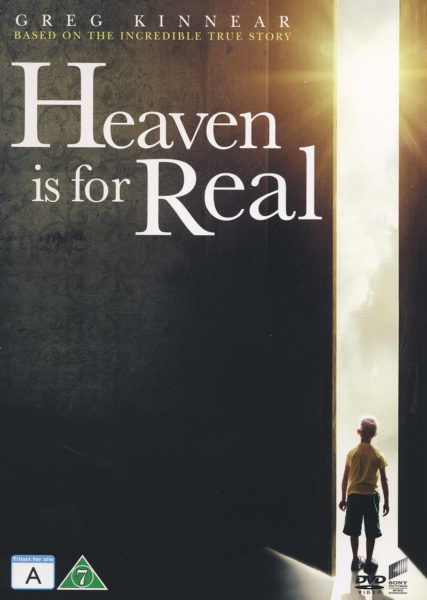 Taivas on totta (Heaven is for Real) DVD