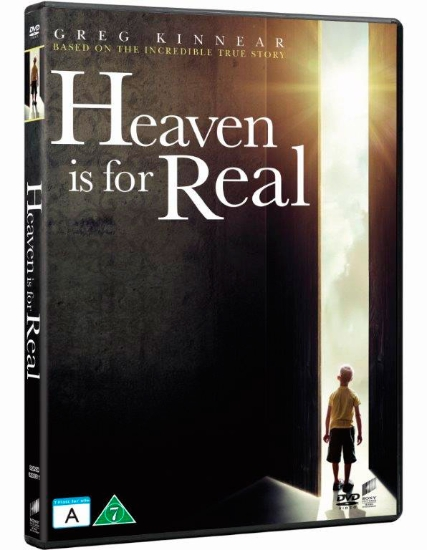 Taivas on totta (Heaven is for Real) blu-ray