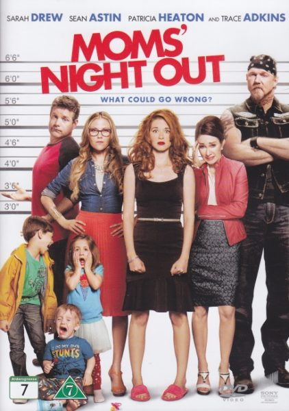 Moms´ night out DVD