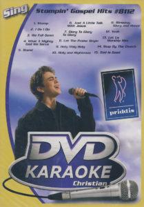 Stompin' Gospel Hits - karaoke DVD