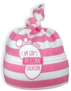 Vauvan hattu, punaraita