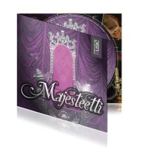 Majesteetti CD