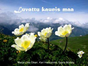 Luvattu kaunis maa CD
