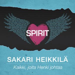 Spirit - Kaikki, joita Henki johtaa CD