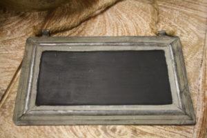 Liitutaulu 16,5 x10 cm
