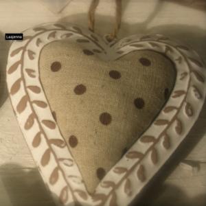 Kangas/metalli sydän