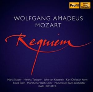 W. A. Mozart - Requiem CD