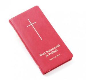 Uusi testamentti Biblia ja 33/38