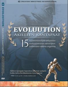 Evoluution Akilleen kantapäät DVD